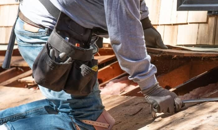 best roofing tool belt