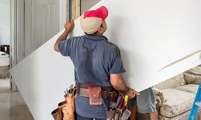 best drywall tool belt