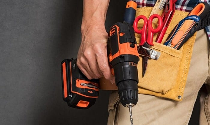 best finish carpenter tool belt