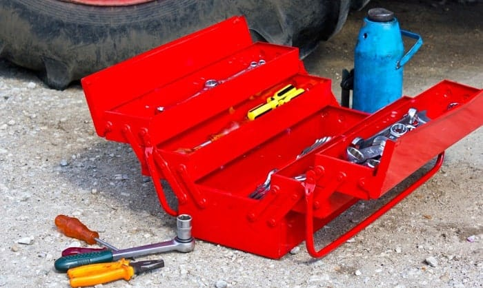 best metal tool box